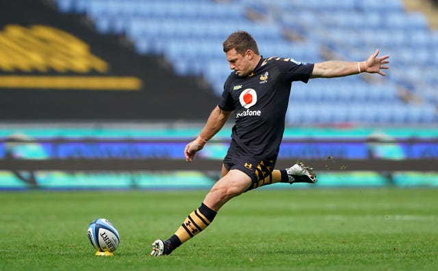 Jimmy Gopperth takes a penalty as his Wasps beat Bristol 47-24 to reach their first Premiership final for three years