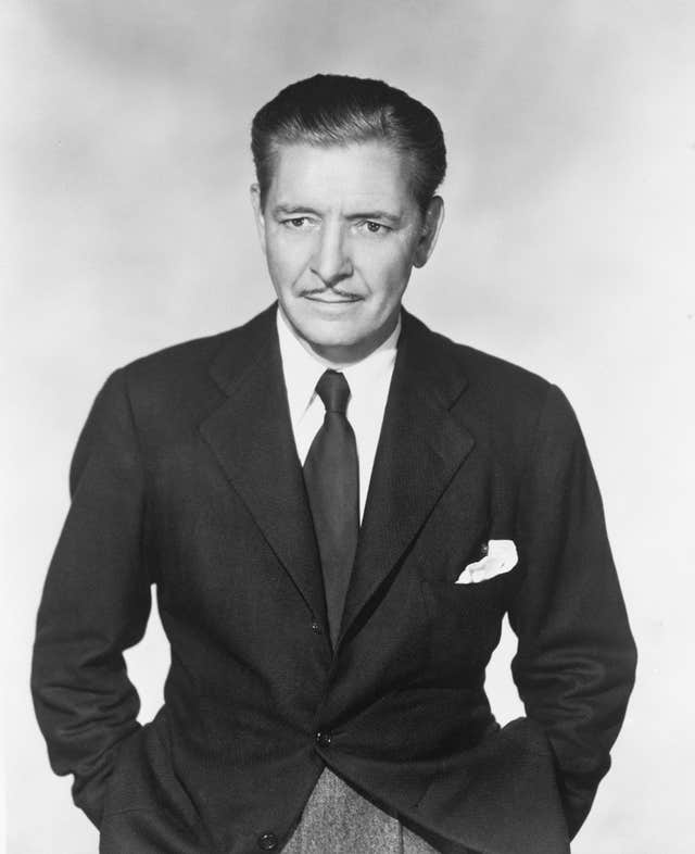 Entertainment – Academy Best Actor Award – Ronald Colman