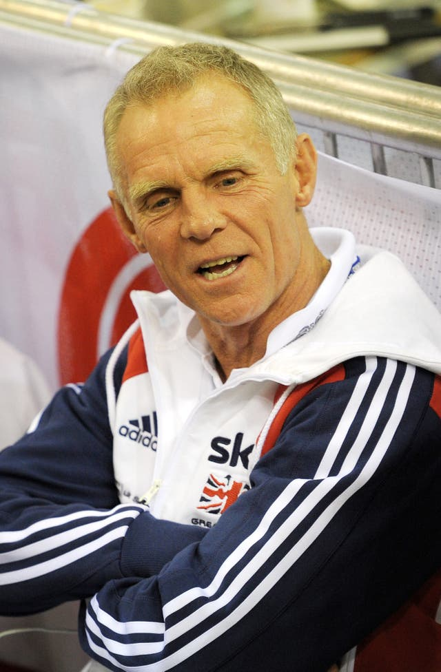 Shane Sutton left his role at British Cycling in 2016
