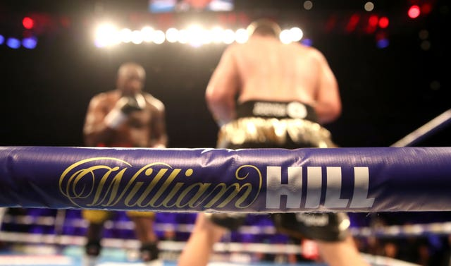 O2 Arena Boxing