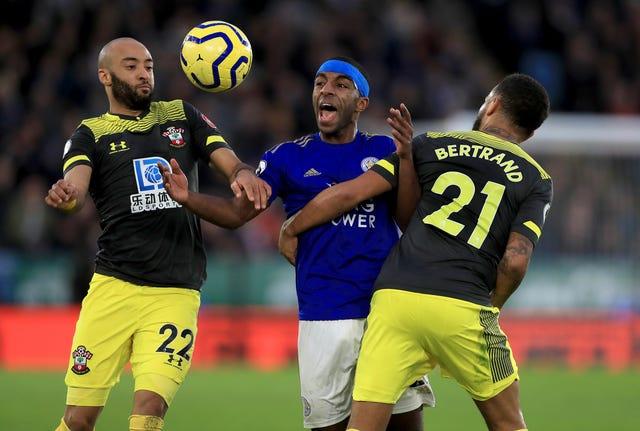 Leicester City v Southampton – Premier League – King Power Stadium