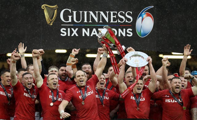 Wales wrapped up the Grand Slam in their last Six Nations clash with Ireland