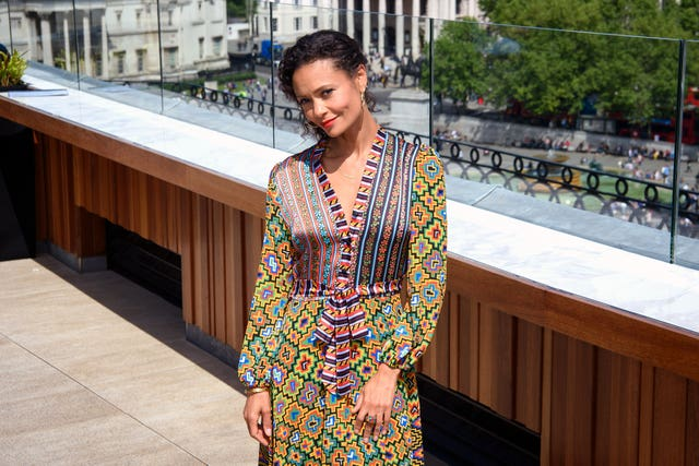 Thandie Newton (Matt Crossick/PA)