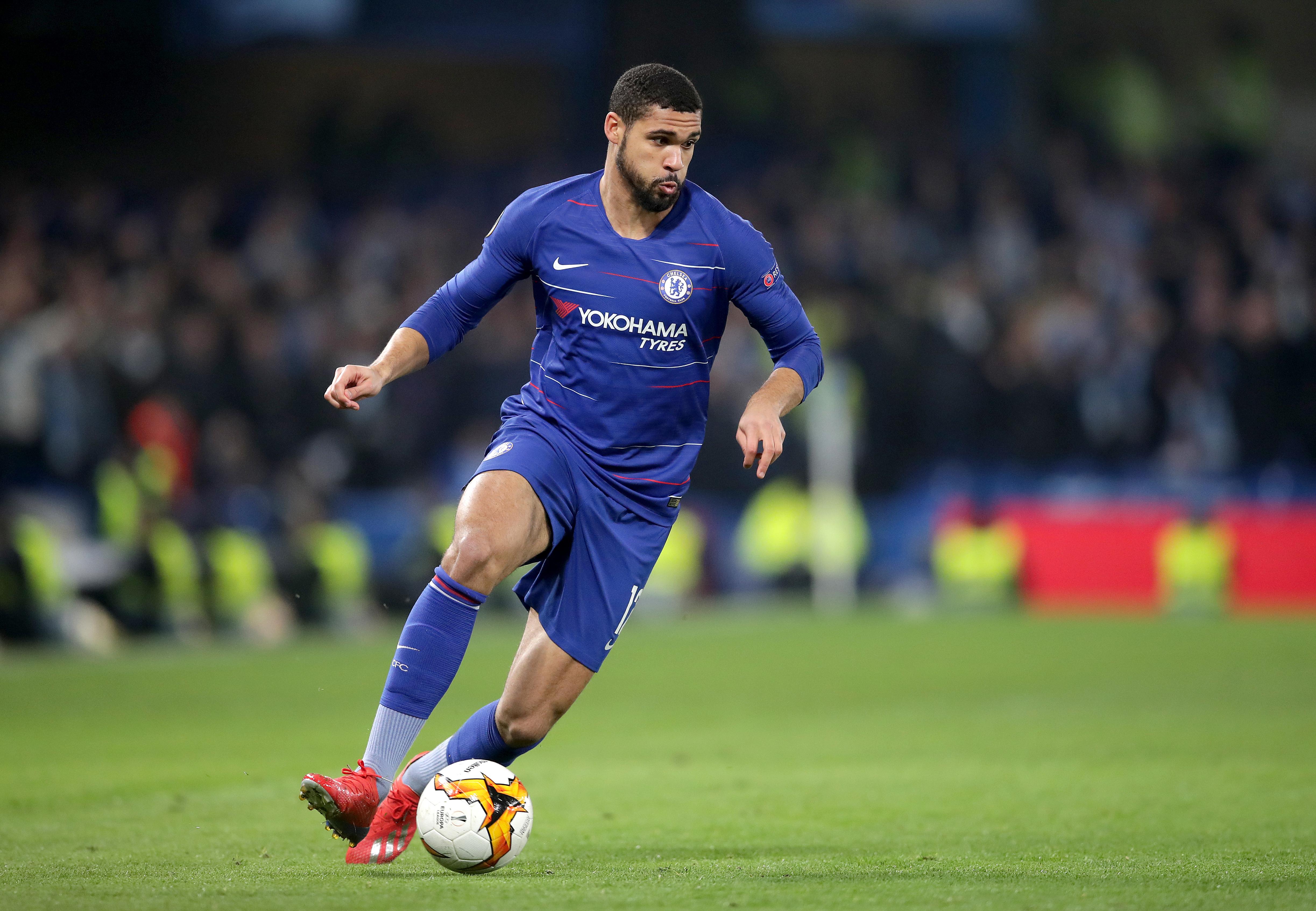 Ruben Loftus Cheek has been in sparkling form for Chelsea