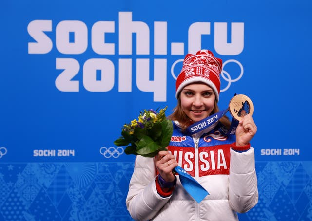 Russia's Elena Nikitina will not compete in the women's skeleton in Pyeongchang