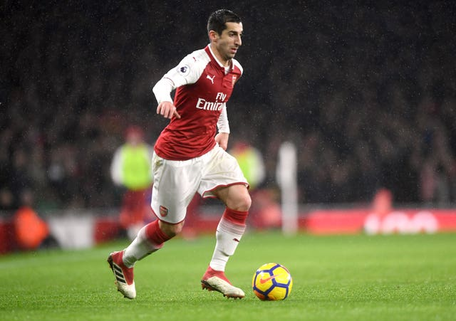 Mkhitaryan impressed on his full debut for Arsenal.