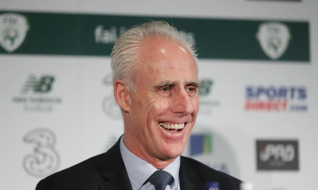 Mick McCarthy has returned to the Ireland hotseat
