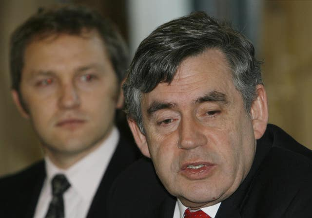 James Purnell was Work and Pensions Secretary in Gordon Brown's Cabinet