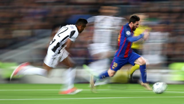 Barcelona v Juventus – UEFA Champions League – Quarter Final – Second Leg – Camp Nou