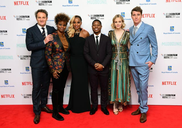 Mudbound Premiere – BFI London Film Festival 2017