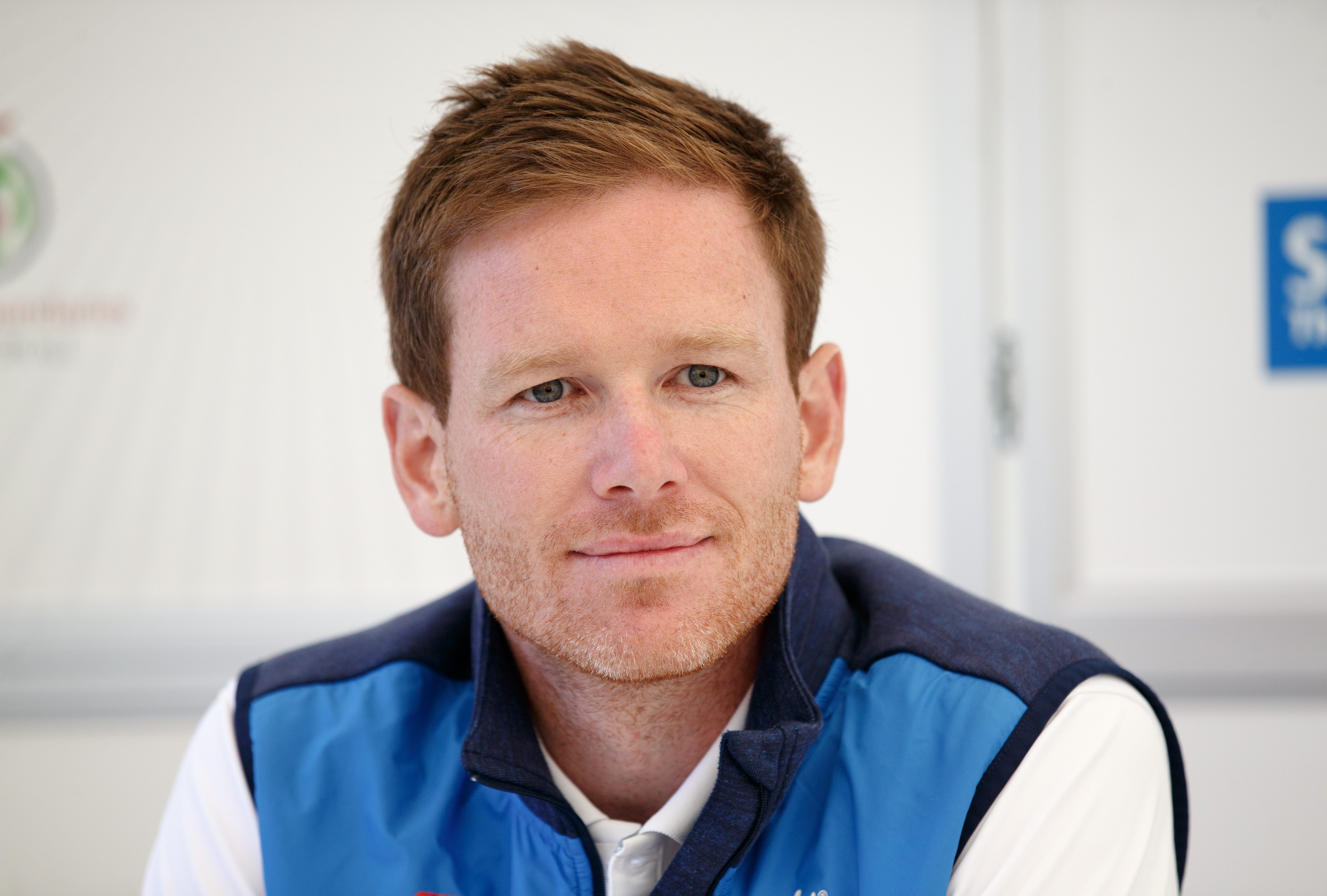 Eoin Morgan scored a hundred in the week