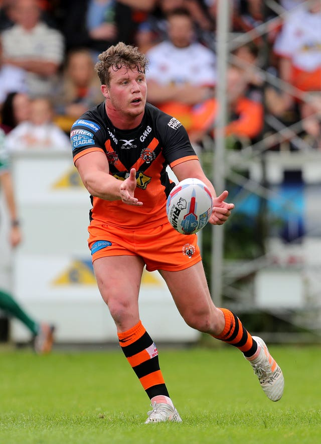 Castleford Tigers v Hull KR – Betfred Super League – Mend-A-Hose Jungle