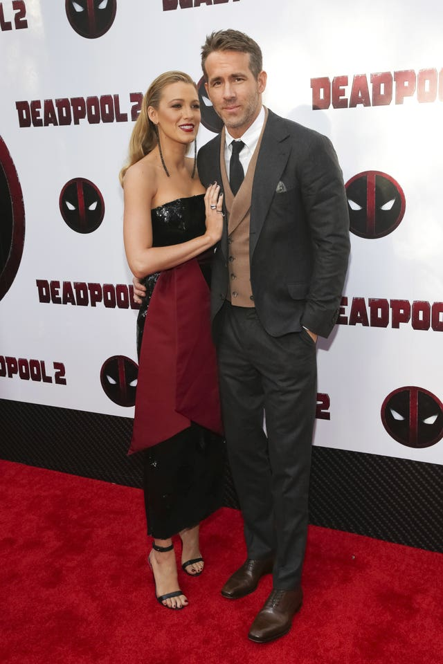 "NY Special Screening of ""Deadpool 2"""