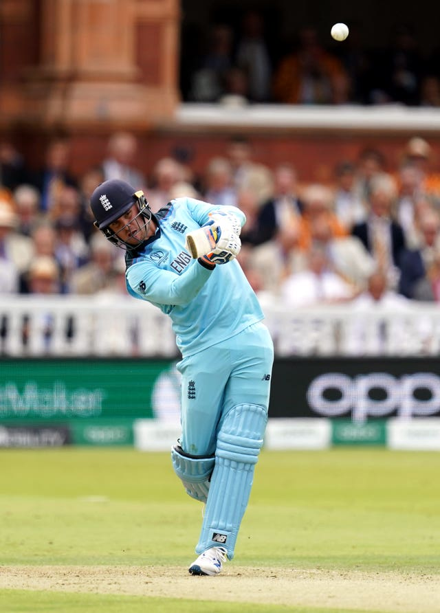 Ed Smith said England's selectors had long been admirers of Jason Roy's prospects as a Test batsman