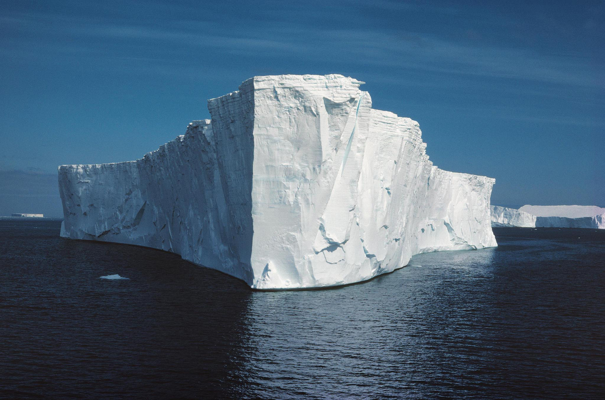 'Deeply concerning': Antarctic ice loss triples