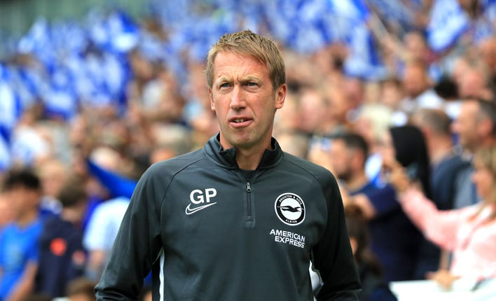Brighton and Hove Albion v West Ham United – Premier League – AMEX Stadium