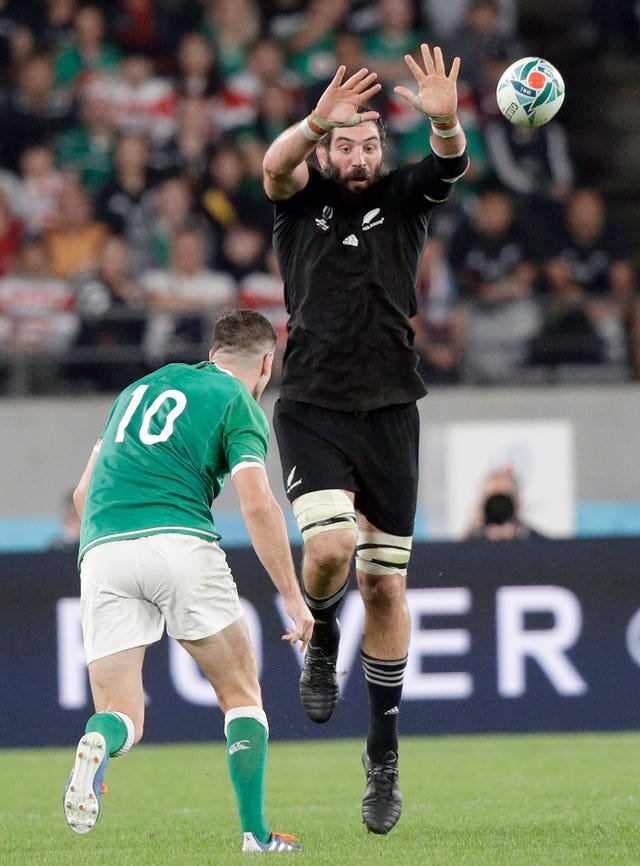 Sam Whitelock says New Zealand are relishing the challenge of reaching greater heights