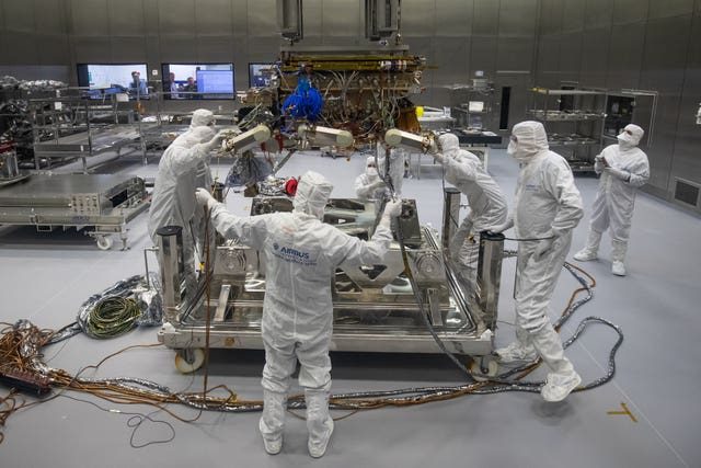 mars 2020 rover landing date - photo #20