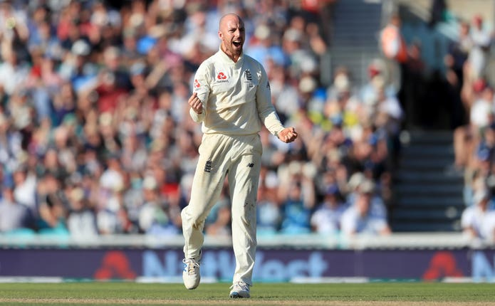 Jack Leach has been awarded an incremental contract