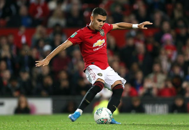 Solskjaer believes Andreas Pereira could also fill Pogba's role