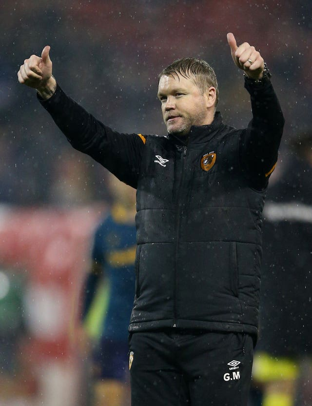 Would leaving Hull be a wrench for Grant McCann?