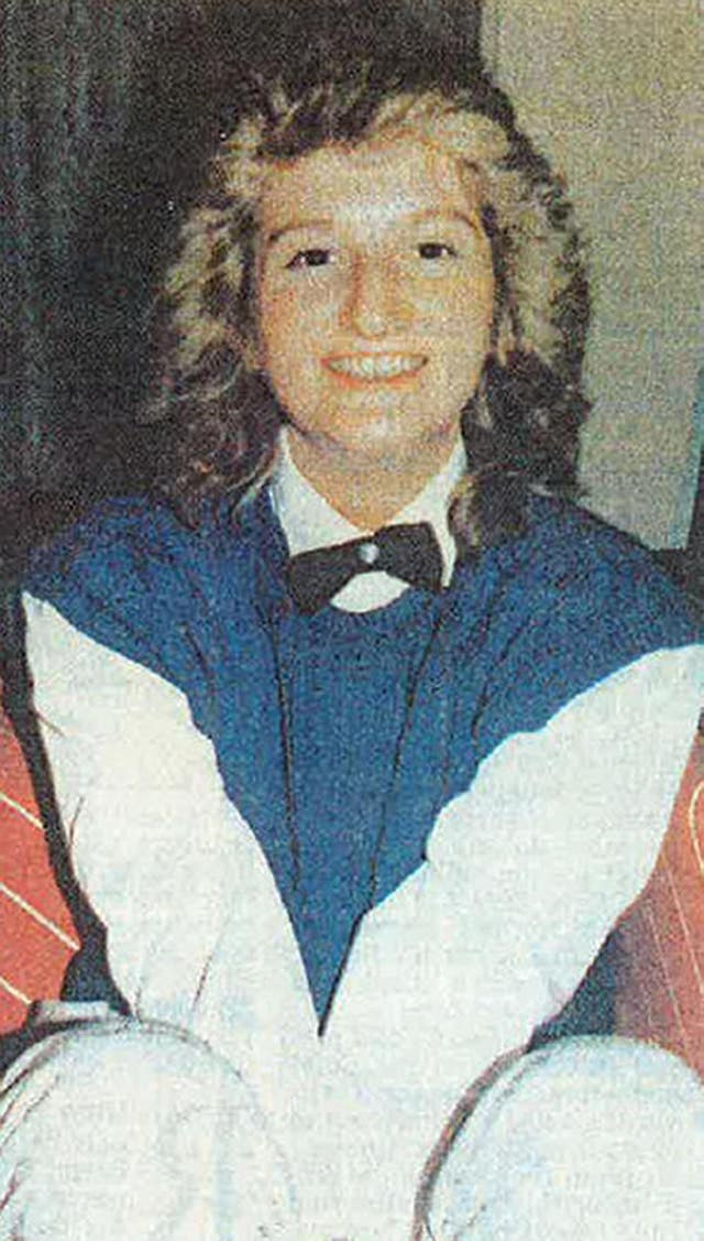 Debbie Linsley was stabbed to death in March 1988 (Metropolitan Police/PA)