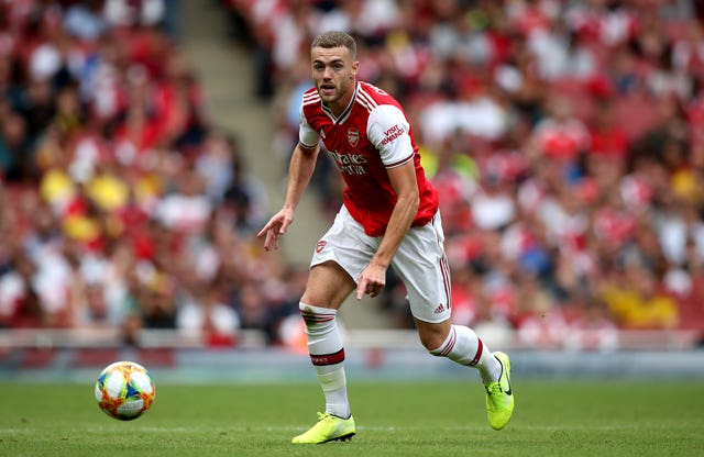Chambers has been enjoying a run in the Arsenal side of late.