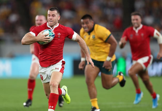 Wales were 29-25 winners against Australia