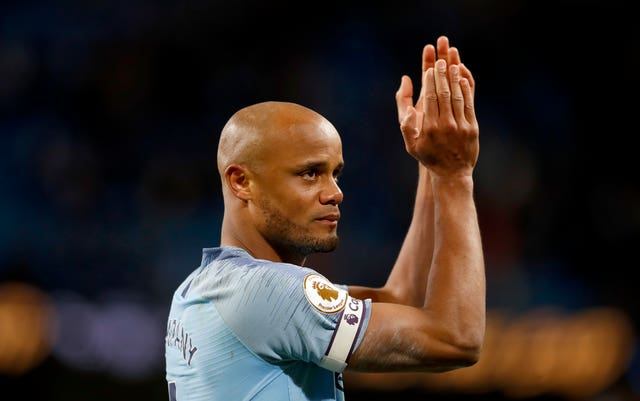 Guardiola will allow the players to choose Kompany's replacement as captain