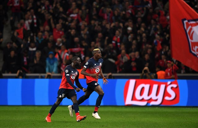 Lille v Chelsea – UEFA Champions League – Group H – Stade Pierre Mauroy
