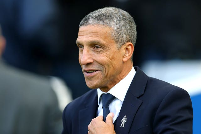 Chris Hughton has been heavily linked with the Watford vacancy