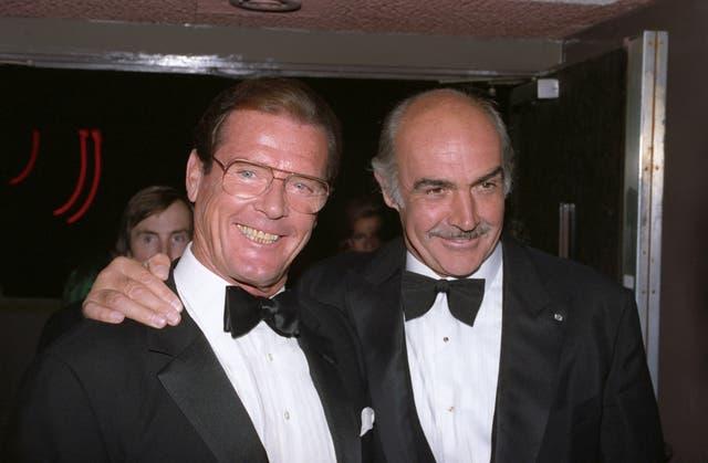 Film – BAFTA Tribute to Sean Connery – London