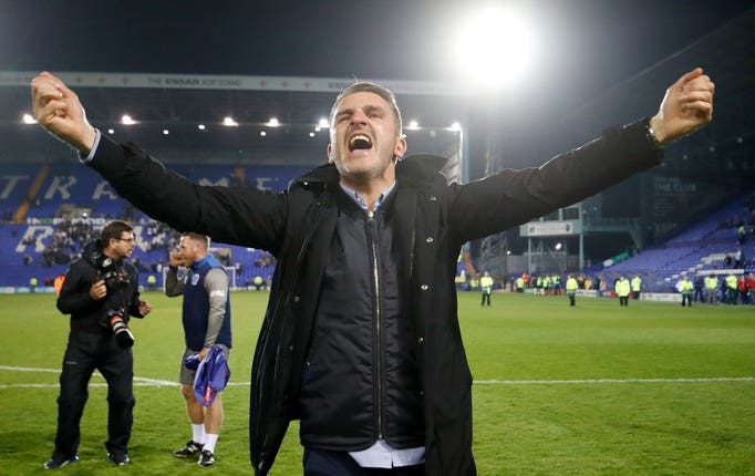 Bury were promoted under Ryan Lowe last season