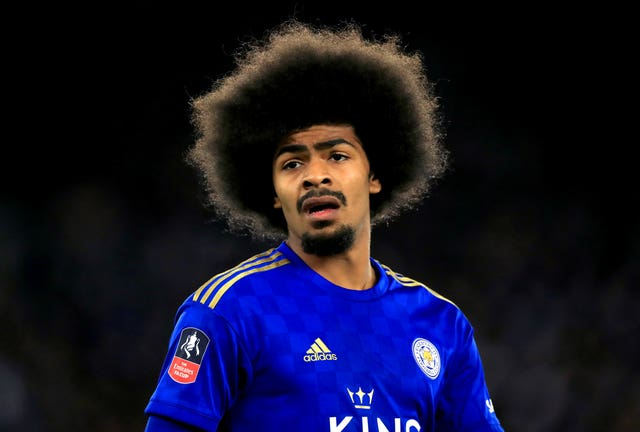 Leicester midfielder Hamza Choudhury is looking to leave the club this month, reports say