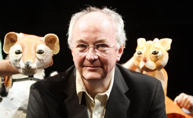 Sir Philip Pullman will receive his honour (Steve Parsons/PA)
