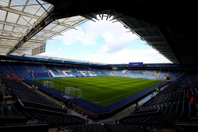 Leicester have been at the King Power Stadium since 2002 (Chris Radburn/PA Images)