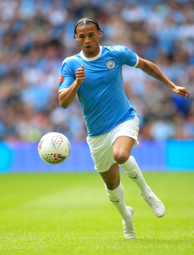 Leroy Sane File Photo