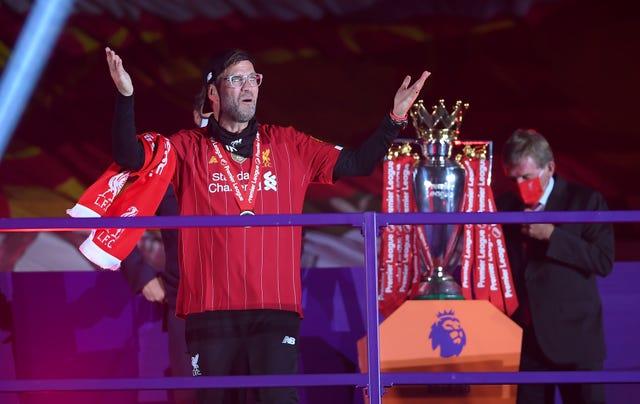 Will Jurgen Klopp be lifting the trophy again?