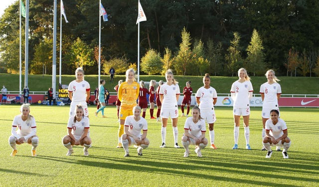 The Lionesses will return to their clubs after training at St George's Park