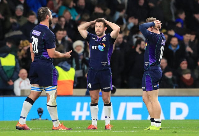 Scotland have conceded 10 tries in their last two Test matches