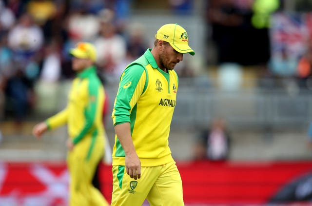 Australia are on their way out of the Cricket World Cup