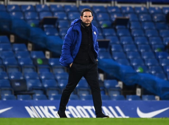 Frank Lampard has come under criticism this season, but his side returned to winning ways against 10-man Fulham