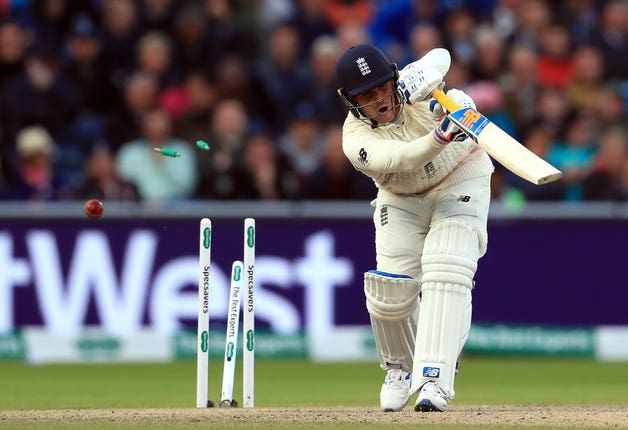 But Jason Roy had an equally tough debut series for England, making a high score of just 31 at Old Trafford before being dropped for the final Test