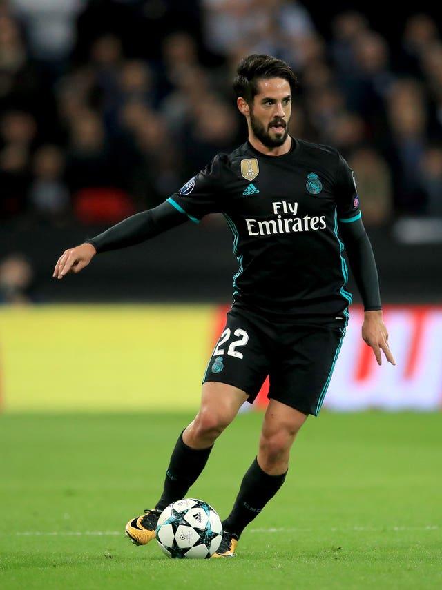 Tottenham Hotspur v Real Madrid – UEFA Champions League – Group H – Wembley Stadium