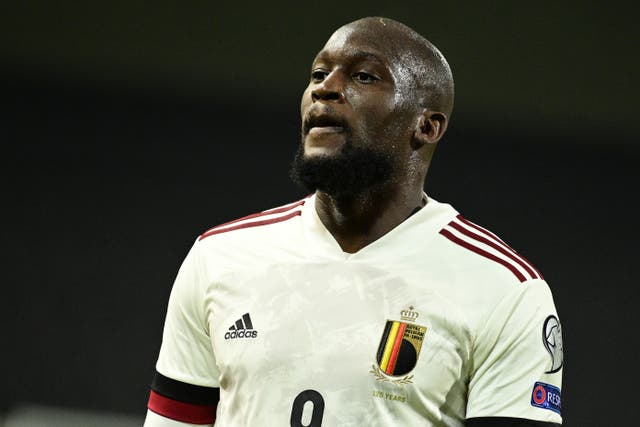 Belgium's Romelu Lukaku is wanted by Chelsea