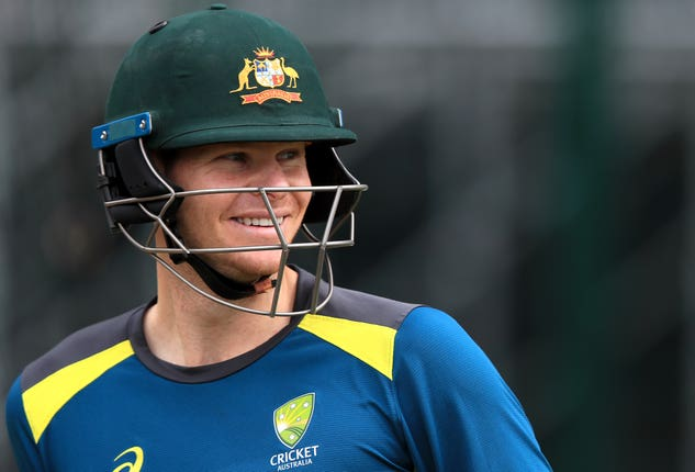 Steve Smith is back in the squad for the fourth Test