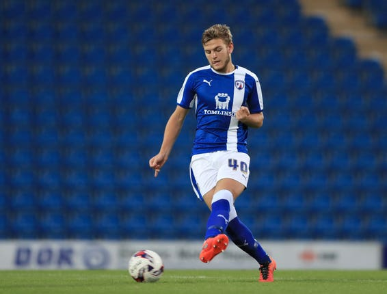 Maguire's brother Laurence plays for Chesterfield