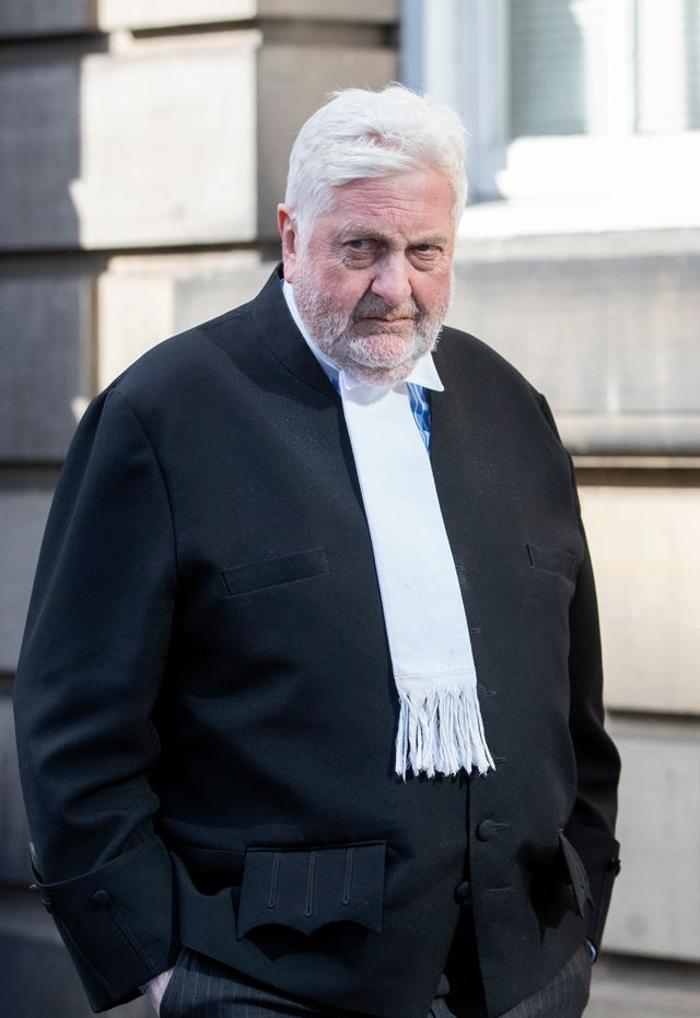 Gordon Jackson QC