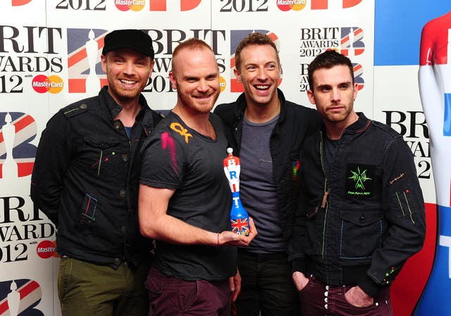 Showbiz – Coldplay Filer