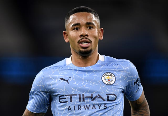 Aguero's fellow City striker Gabriel Jesus also tested positive last month